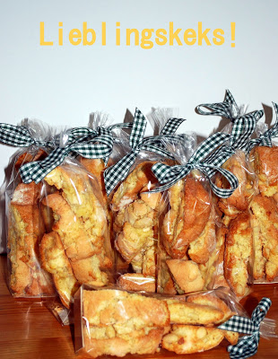 Weltbeste Cantuccinis…