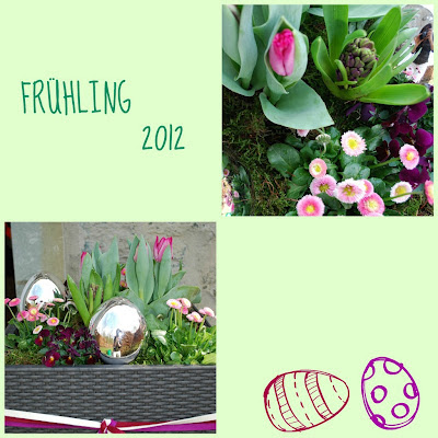 Ein bisschen Frühling haben wir hier