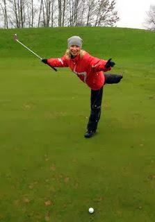 """Golf – Girls II oder auch """" Ich habe einen neuen Job"""""""