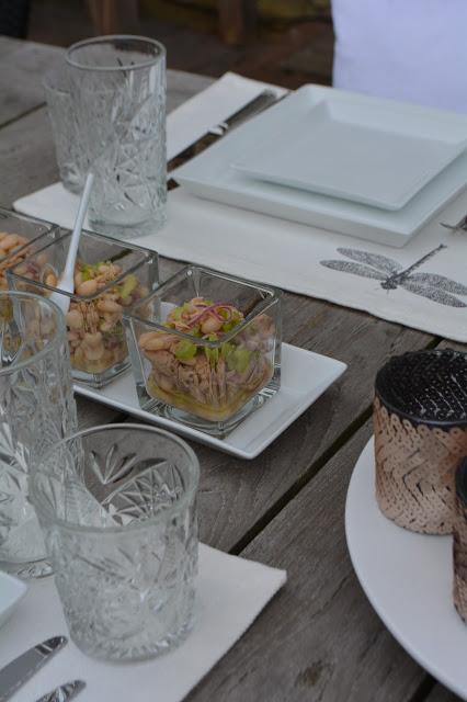 Für Anja ….Sommer Salate 1 von …na mal schauen, wieviele es werden ;o))