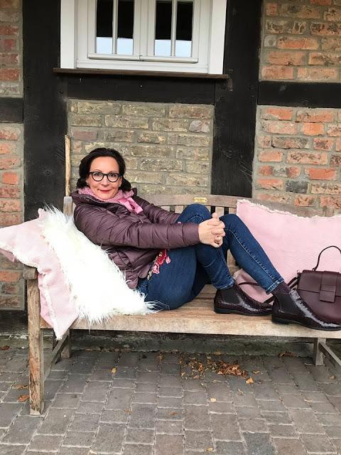 BURGUNDER – My Style auf der Bank